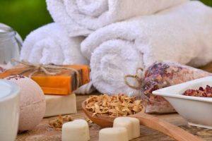 Spălare prosoape și halate SPA